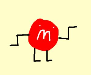 m&m's dance party