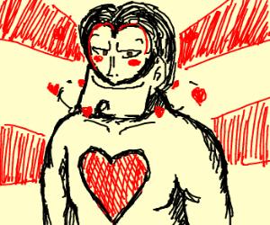 Heartman! Powerful yet lovable.