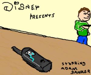 """Disney's """"Old Cellular"""""""