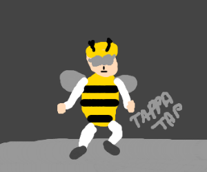Challenge:Game about bee girls with no Abejita