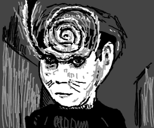 """""""Naruto"""" by Junji Ito"""