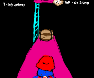 Original Donkey Kong in 3D!