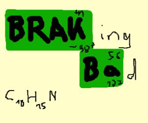 BRAK-ing Bad