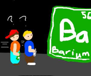 So 2 Bros o' Mine walk into a Bar....ium