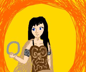 Xena, the Disney Warrior Princess