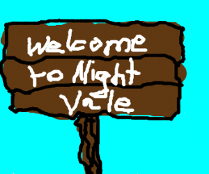 Welcome to Night Vale