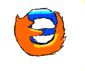 Firefox and Internet Explorer Have Child
