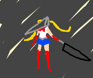 Sailor Moon Silent Hill
