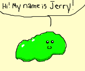 Jerry the Slime