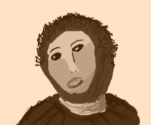 Famous Ruined Jesus 'Ecce Homo' Painting