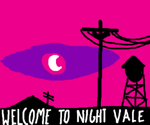 Alliens land in night vale