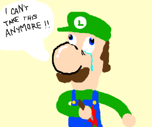 Jealousy sends Luigi stabbing