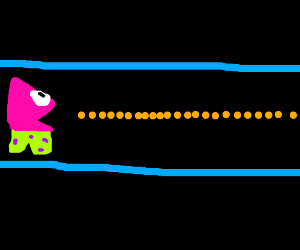 patrick in pacman