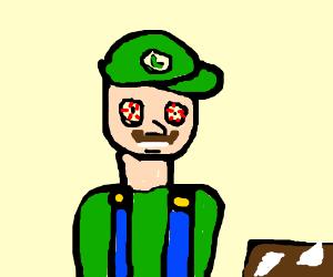 Luigi does the unthinkable