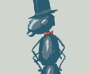 Ant man looking good