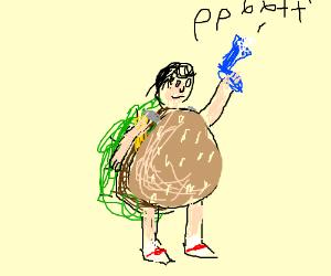 a manburger