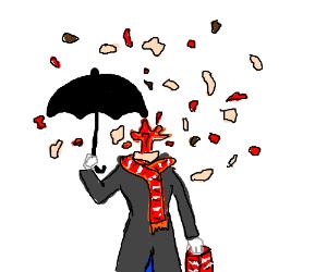 Mary Poppins' Head Explodes