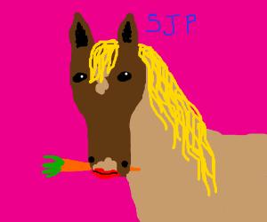 Sarah Jessica Horseface