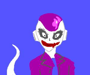 Frieza is the new Joker
