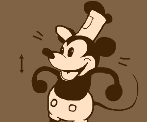 Steamboat Willie (first Mickey Mouse)