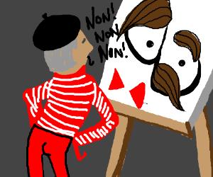 Pringles vs. Picasso