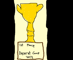 First place in the Deseret competition