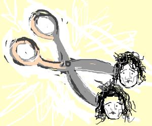 Scissor Edwardhands