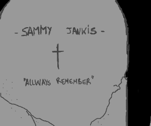 Rip Sammy Jankis