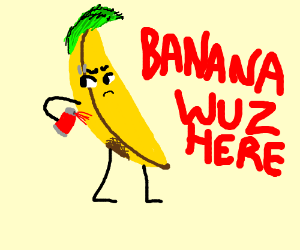 rebel banana