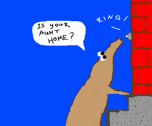 Executive Anteater proposes eating Aunts