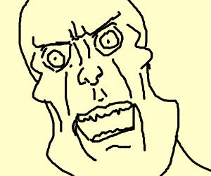 Killface (from Frisky Dingo)