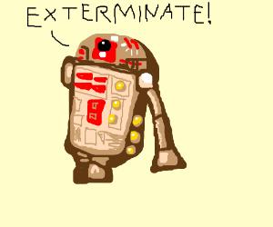 R2Dalek2 (remember him?)