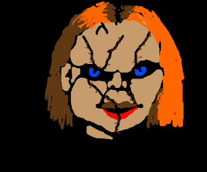 Chuckie, he's back, and in the dark