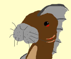 otter fish