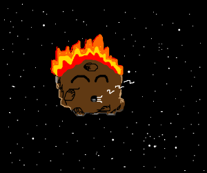 Sleeping Meteor