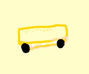 A Twinkie Bus.