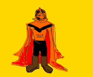 Firelord Vader