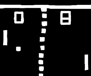 Old Atari console games