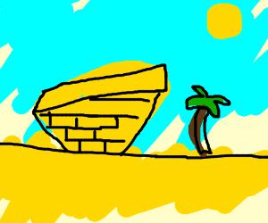 Upside down pyramides