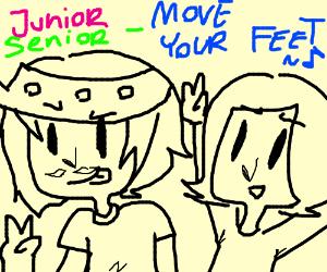 Junior Senior - Move Your Feet!