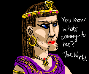 Half Prince/Princess looks like Al Cappucino.
