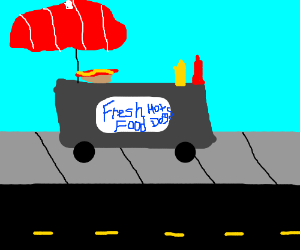 Fresh Food Kart