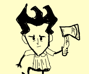 Don't starve dude