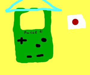 Japanese Game Boy Pocket