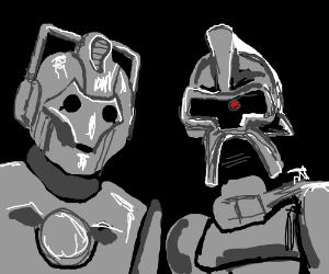Cybermen vs Cylons