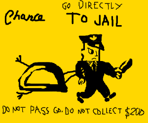 Chance: Go to Jail