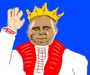 Emperor Putin I