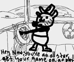 Steamboat Shreky