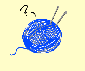 confused ball of yarn
