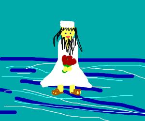 Bin Ladin at sea.